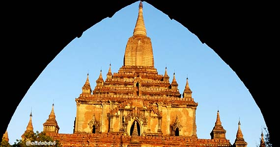 Bagan Featured