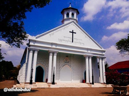 Gereja Kristen Jawi Wetan Mojowarno Alid Abdul